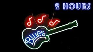 Blues, The Blues and Blues Music: 2 HOURS of Best Music Blues Instrumental Songs
