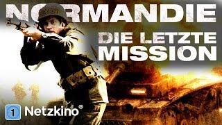 Normandie - Die letzte Mission (Kriegsfilm, Action in voller Länge, ganze Filme auf Deutsch schauen)
