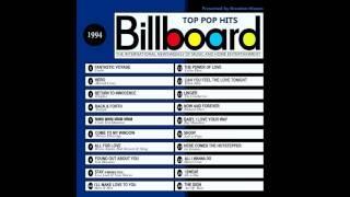 Billboard Top Pop Hits - 1994