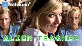 Alien Teacher (Horror, Komödie, Sci-Fi, ganze Filme auf Deutsch anschauen in voller Länge) *HD*