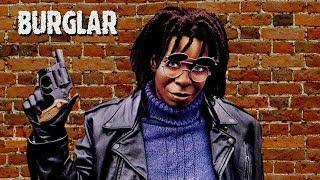 Whoopi Goldberg BURGLAR / Comedy, Crime, Full Movie, Film HD, Comedy movie