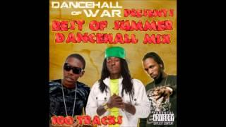 Best Of Summer 2012 Dancehall Mix, Vybz Kartel, Mavado, Popcaan, Aidonia, Konshens & More