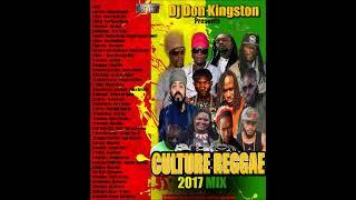 Dj Don Kingston Culture Reggae  Mix Oct 2017