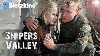 Snipers Valley - Mörderischer Frieden (Kriegsdrama, ganze Kriegsfilme Deutsch, Filme auf Deutsch)