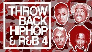 90's Hip Hop and R&B Mix |Throwback Hip Hop & R&B Songs 4 |Old School R&B | Classics | Club Mix