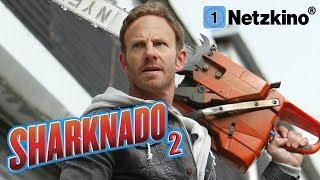Sharknado 2 (Action, Horror, ganzer Actionfilm, kompletter Horrorfilm, ganzer Film Deutsch) *HD*