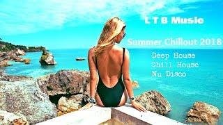 Smells of Summer - Nu Disco & Deep House ' Chillout Mix 2018