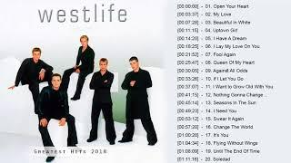 Westlife Unbreakable: The Greatest Hits | Westlife Best Love Songs Playlist Of All Time