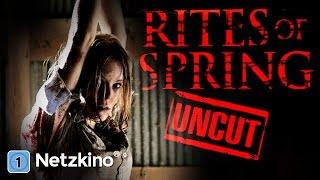 Rites of Spring (Horrorthriller, ganzer Film, kompletter Horrorfilm auf Deutsch) *HD*