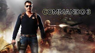 Commondo 3 Latest Hindi Dubbed Movie | Tollywood Action Movies 2018 | New Hindi Dubbed Movies
