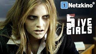 5ive Girls (Horrorfilme auf Deutsch anschauen in voller Länge, ganze Horrorfilme Deutsch) *HD*