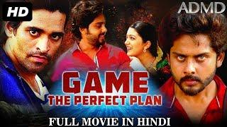 Game - The Perfect Plan (2016) Full Movie in Hindi | South Action Film With English Subtitles | ADMD