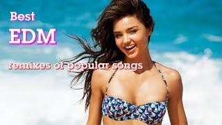 Electronic Disco Music -  Best EDM Remixes Of Popular Song