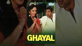 Ghayal (1990) (HD) Hindi Full Movie - Sunny Deol - Meenakshi Seshadri - Best 90's Action Movie