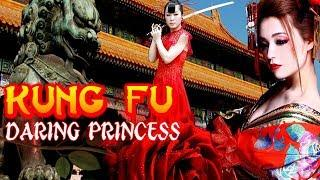 Kung Fu Daring Princess || Latest Hollywood Action Movie 2018 || Full Movie Online HD ||