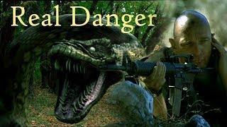 Real Danger l Romance, Adventure, Sci-Fi l Hollywood Movie l Full Movie l