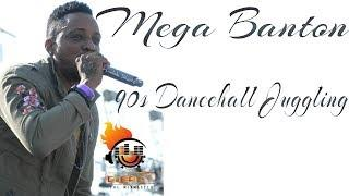 Mega Banton Best of 90s Dancehall Hits Mix By Djeasy