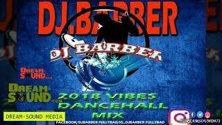 DJ Barber - Vibes Dancehall Mix (Mixtape 2018)