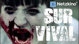 Survival (Horrorfilm auf Deutsch in voller Länge, kompletter Film auf Deutsch) *HD*