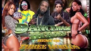 Best songs Dancehall mix 2018 - Popcaan, Alkaline, Mavado, Konshens