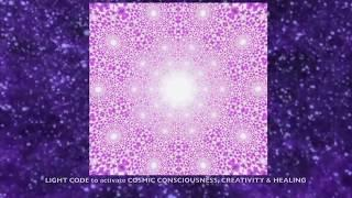 Ambient Music 432HZ Relaxing 9hz Binaural, Cosmic Creativity, Clear Focus & Rest