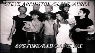 CLASSIC R&B FUNK 80's DISCO SOUL OLD SCHOOL MIX 2: STEVE ARRINGTON