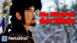 Die Wächter der Ninja (Martial Arts, Action in voller Länge)