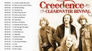 Creedence Clearwater Revival Greatest Hits Full Album - Best Songs Of CCR