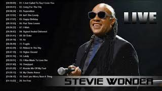 Stevie Wonder : Greatest Hits Live - Best Songs Of Stevie Wonder 2018