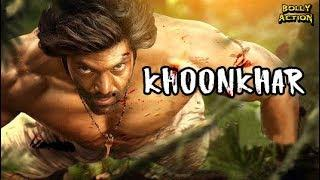 Khoonkhar Full Movie | Hindi Dubbed Movies 2018 Full Movie | Arya | Action Movies
