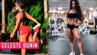 "Celeste ""Kaitlyn"" Bonin Bodybuilding Workout from WWE Diva 