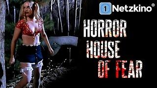 Horror House of Fear (Horrorfilme auf Deutsch anschauen, Horror Thriller ganzer Film Deutsch)