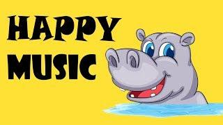 Happy Bossa Nova & Latin Music For Kids - PLAYGROUND Music for Kids - MORNING MUSIC for Classroom