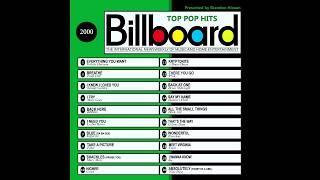 Billboard Top Pop Hits - 2000