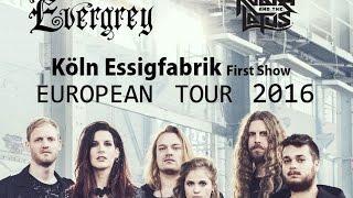 Delain live @ Essigfabrik Köln (Cologne) Germany - European Tour 2016 - Best Of