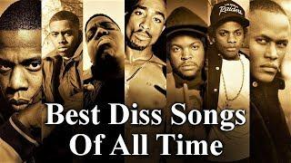 Top 50 - The Best Diss Tracks Of All Time
