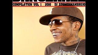 DJ STONERMANBRUJO PRESENTS DANCEHALL COMPILATION VOL1.  2016