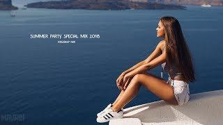 Summer Party Special Mix 2018 - Best Of Deep House Sessions Chill Out New Mix By MissDeep