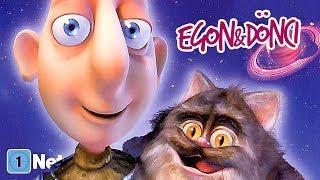Egon & Dönci (Animationsfilme deutsch ganzer Film, Filme auf Deutsch anschauen in voller Länge)