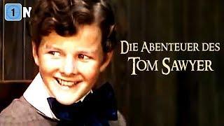 Die Abenteuer des Tom Sawyer (Western Filme auf Deutsch anschauen in voller Länge, ganzer Film)