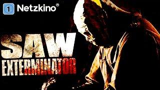 Saw Exterminator (Horror, Thriller, ganze Filme auf Deutsch, Thriller ganzer Film auf Deutsch)