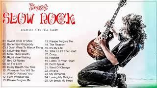 Best Slow Rock Love Songs 80s & 90s Collection Playlist! D' best of Slow Rock Non Stop Medley 80's
