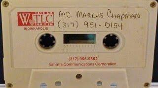 "Dec. 20, 1999 ""Best R&B Remake of the '90s"" MC Marcus Chapman WTLC Indianapolis"