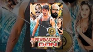 International Don - Super Hit Action Hindi New Dubbed South Indian Full Movie