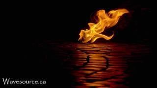 Fire Meditation Elemental Healing Music (432Hz)