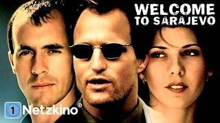 Welcome to Sarajevo (Kriegsdrama Deutsch ganzer Film, ganze Filme auf Deutsch, kompletter Film)
