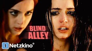 Blind Alley - Im Schatten lauert der Tod (ganze Horrorfilme auf Deutsch, komplette Horrorfilme)