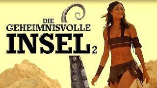 Die geheimnisvolle Insel 2 (Action, Abenteuer in voller Länge, ganze Filme, komplette Filme) *HD*