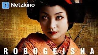 Robo Geisha (Action, Komödie in voller Länge, ganzer Film)