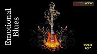 Emotional Blues Music - Relaxing Blues Music | Vol 8